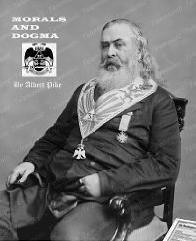 'Morales y Dogma' de Albert Pike