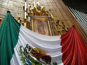 Basílica de Guadalupe, México. Fotografía: Jay Barcelo