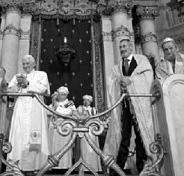 Benedicto XVI en una sinagoga