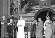 Juan Pablo II en la reunión interreligiosa de Asís de 1986